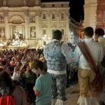 Fontaine de Trevi - Rome - Août 2019